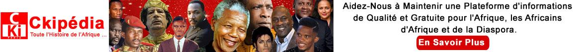 Ckipedia: Toute L'Histoire de l'Afrique, des africains d'Afrique et de la Diaspora !